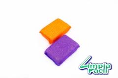 Fibra para trastes varios colores